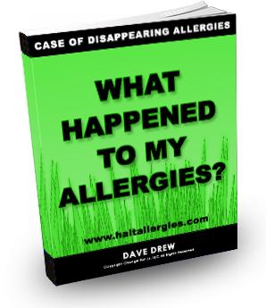 halt allergies free ebook